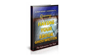 Having Your Ebook Ghostwritten