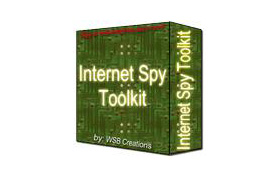 Internet Spy ToolKit