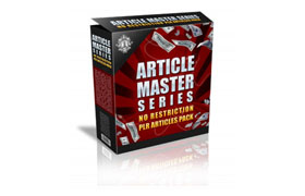 Article Master Series V8
