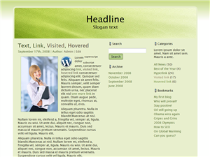 Health Fle WP Theme