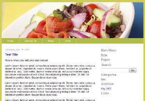 Health Joomla Template Edition 3