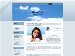 Healthy Teeth WP Theme