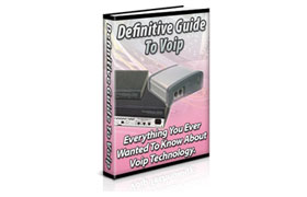 The Definitive Guide To VoIP