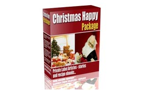Christmas Happy Package