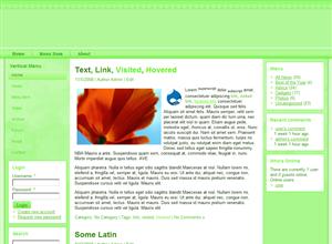 Lime Drupal Theme Edition 2