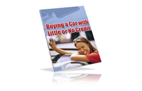Buying A Car With Little Credit