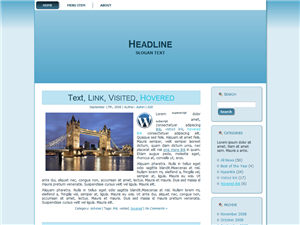 London WP Theme