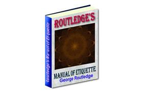 Manual Of Etiquette