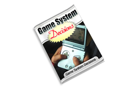 Game System Decisions