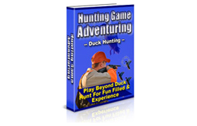 Hunting Game Adverturing