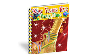 New Years Eve Party Time
