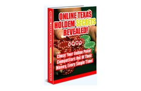 Online Texas Holdem Revealed