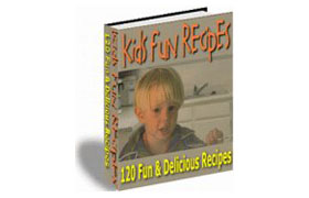 120 Easy & Fun Kids Recipes