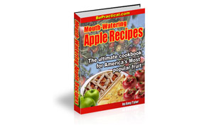 Mouth Watering Apple Recipes