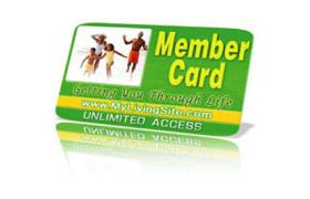 MyLivingSite.com Membership