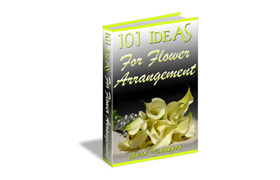 101 Ideas For Flower Arrangement