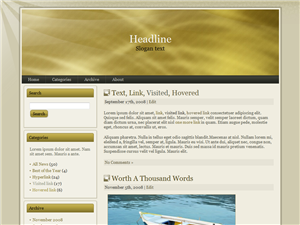 Premium WP Theme Edition 5