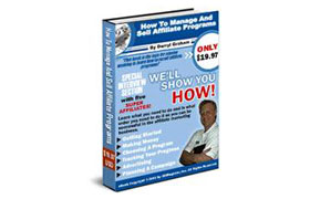 How To Manage and Sell Affiliate Programs
