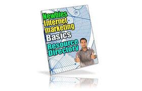 Newbies Internet Marketing Basics Resource Directory