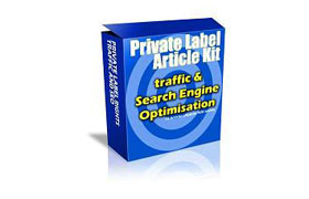Private Label Article Pack – Traffic and SEO