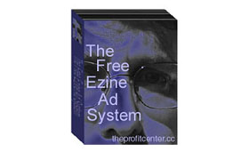 The Free eZine Ad System