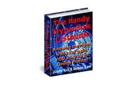 The Handy Hyperlink List Book