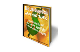 The Little Orange Book To Paying Traffic