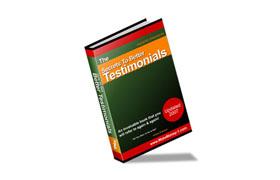 The Secrets To Better Testimonials