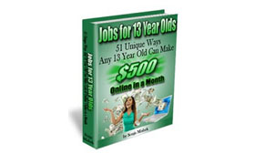 51 Unique Ways Any 13 Year Old Can Make Money Online