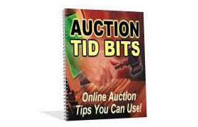 Auction Tid Bits
