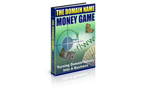 Domain Name Money Game