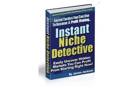 Instant Niche Detective