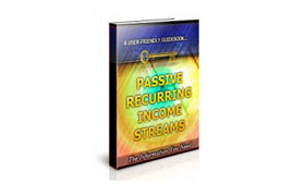 Passive Recurring Income Streams