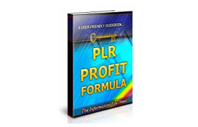 PLR Profit Formula