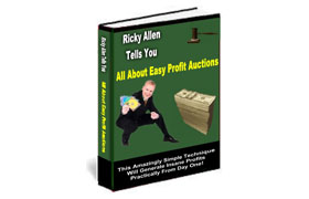 Ricky Allen Tells You All About Easy Profit Auctions