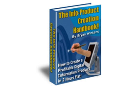 The Info Product Creation