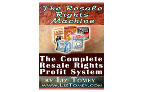 The Resale Rights Machine