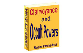 Clarivoyance and Occult Powers