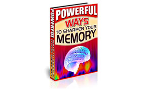Powerful Ways To Shapen Your Memory