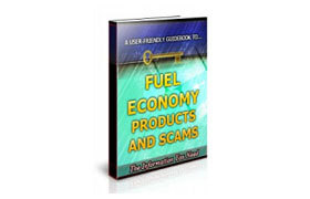 Fuel Economy Products and Scams