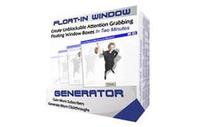 Float In Window Generator