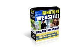 Full Automated Ringtone Website