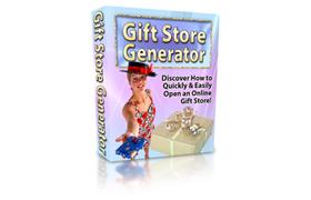 Gift Store Generator