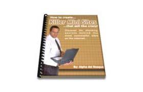 How To Create Killer Mini Sites