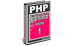 PHP Script by Script Vol 1