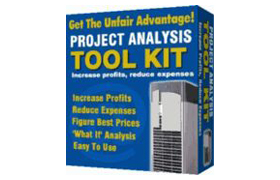 Project Anaysis Toolkit