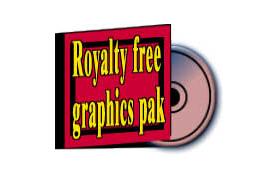 Royalty Free Graphics Pak