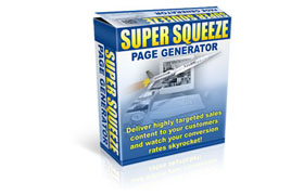 Super Squeeze Page Generator