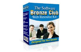 The Bronze Club Web Resource Kit