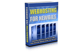 Web Hosting for Newbies